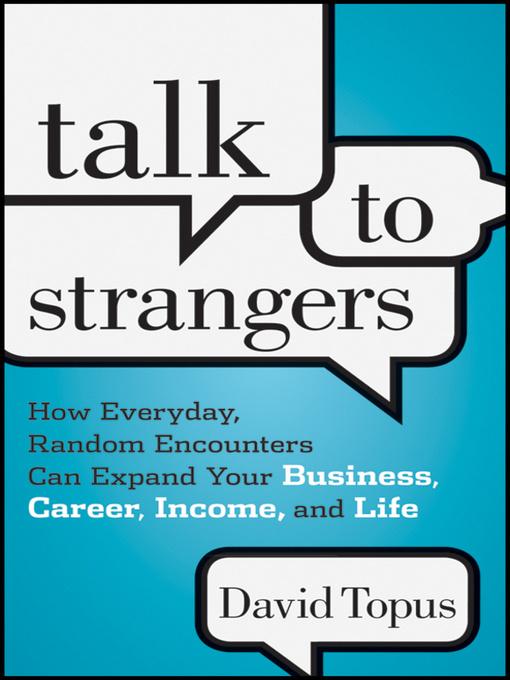 Talk to Strangers 510w 680h