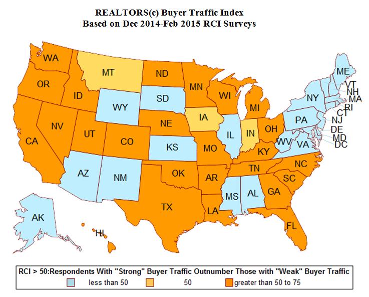 buyer traffic feb