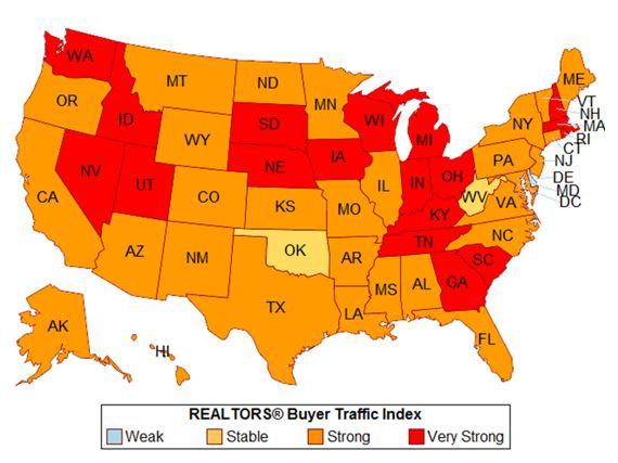 buyer traffic