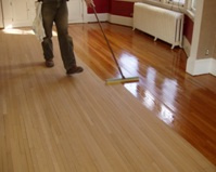 Buff Up Those Hardwood Floors So Its A Selling Point That Shines