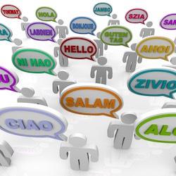 Speak different languages