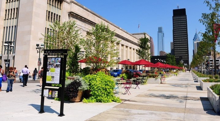 The Porch at 30th Street Station in Philadelphia, PA