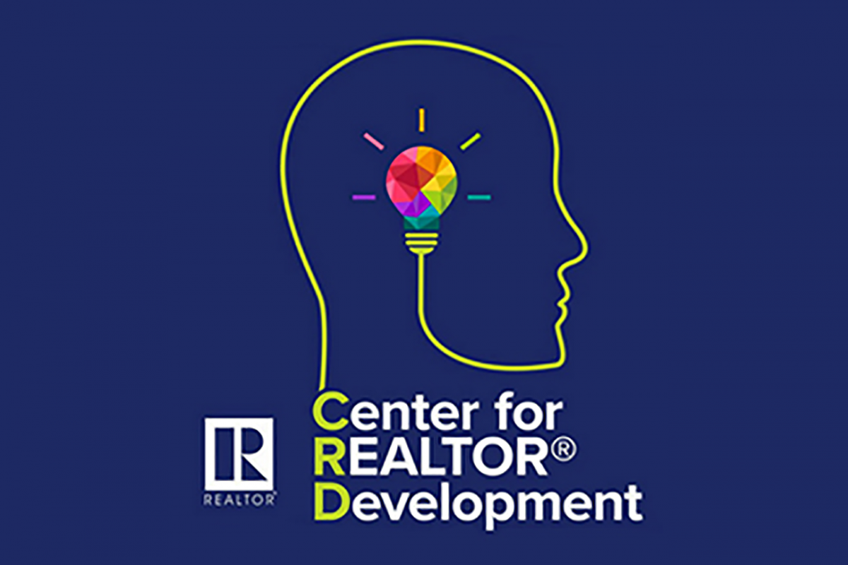 Center for REALTOR® Development podcast logo