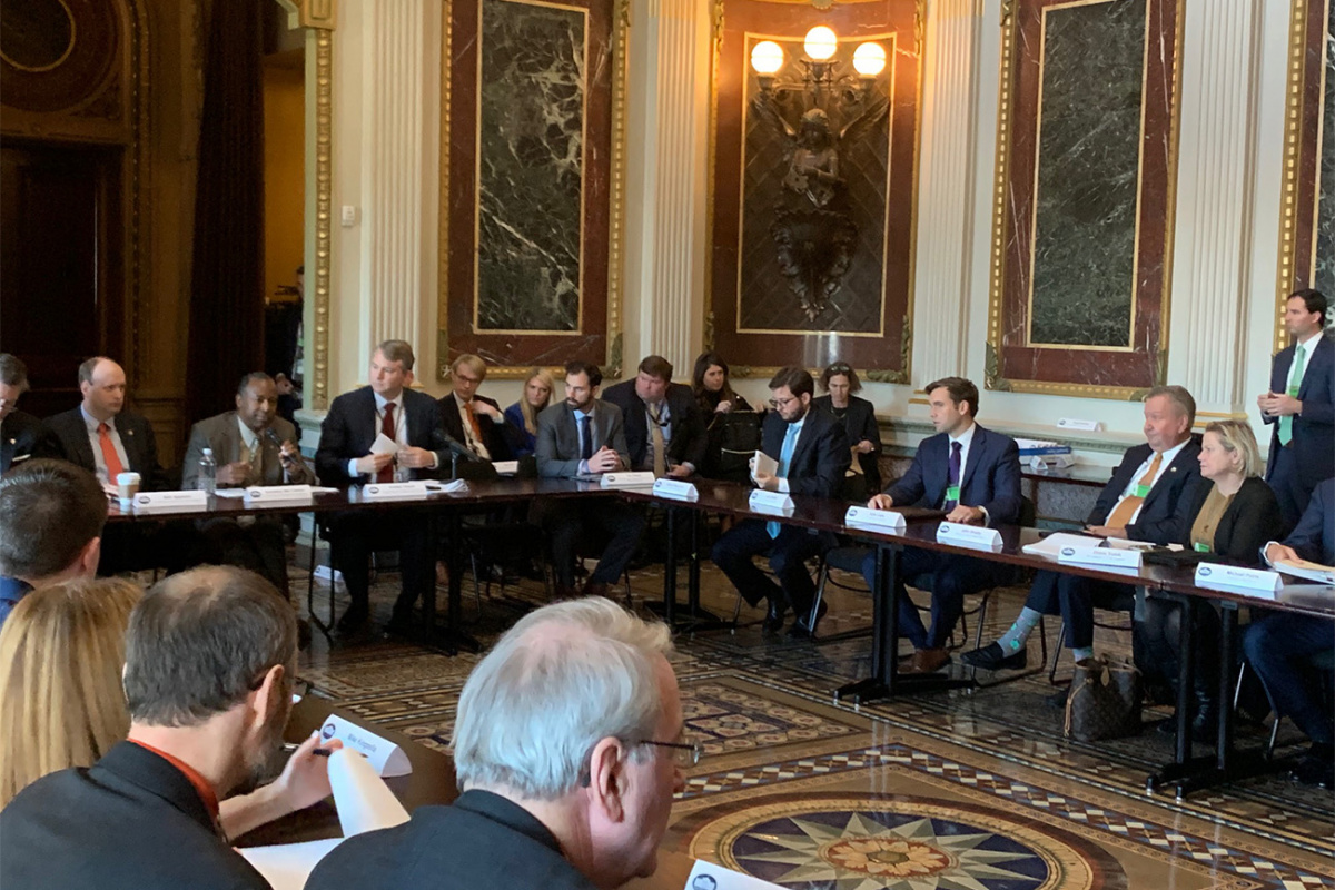 NAR President John Smaby at White House conference on affordable housing