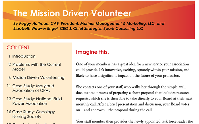 The Mission Driven Volunteer Thumbnail