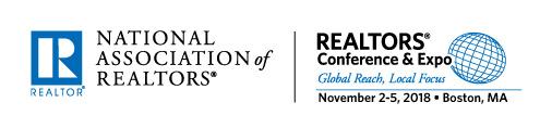 2018 REALTORS® Conference & Expo Logo
