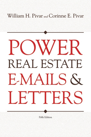 real estate business letter templates www