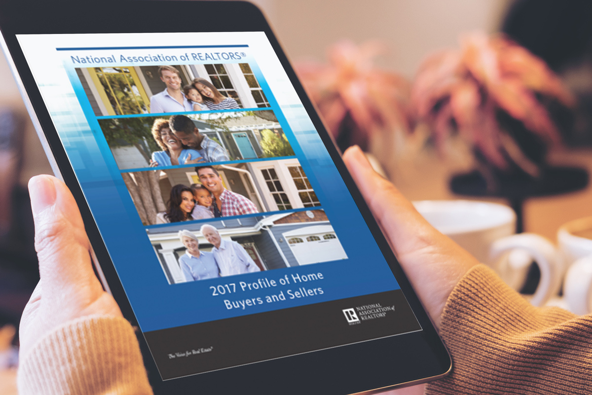 Download the 2017 Profile of Home Buyers and Sellers from the REALTOR® Store
