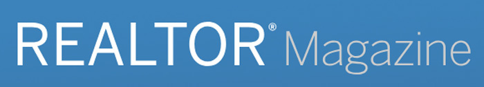 REALTOR® Magazine Online Logo