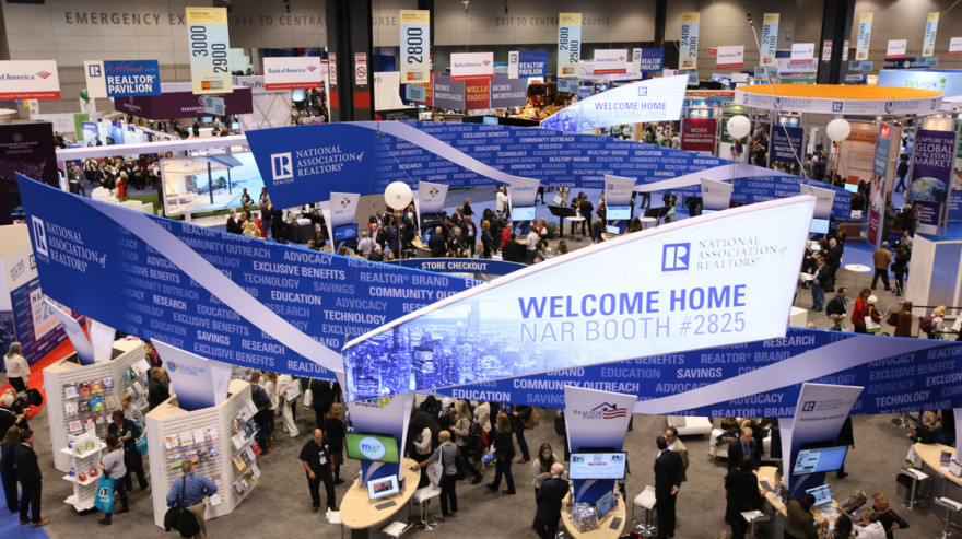 2017 Expo NAR Booth