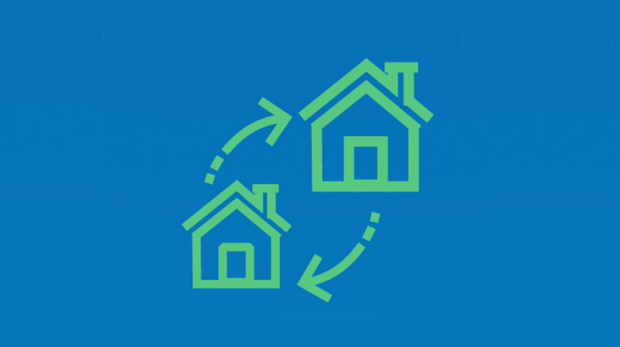 Home trade-up icon