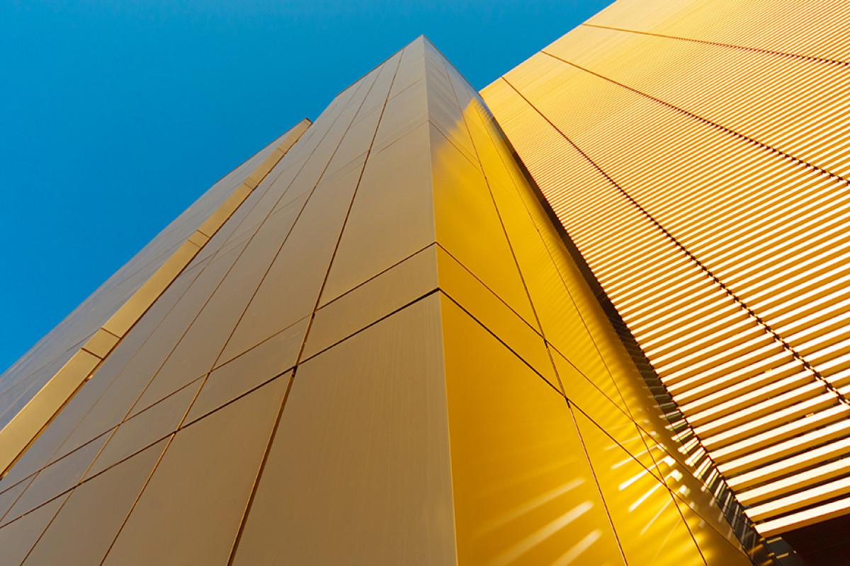 Commercial Real Estate Lending - Gold Building