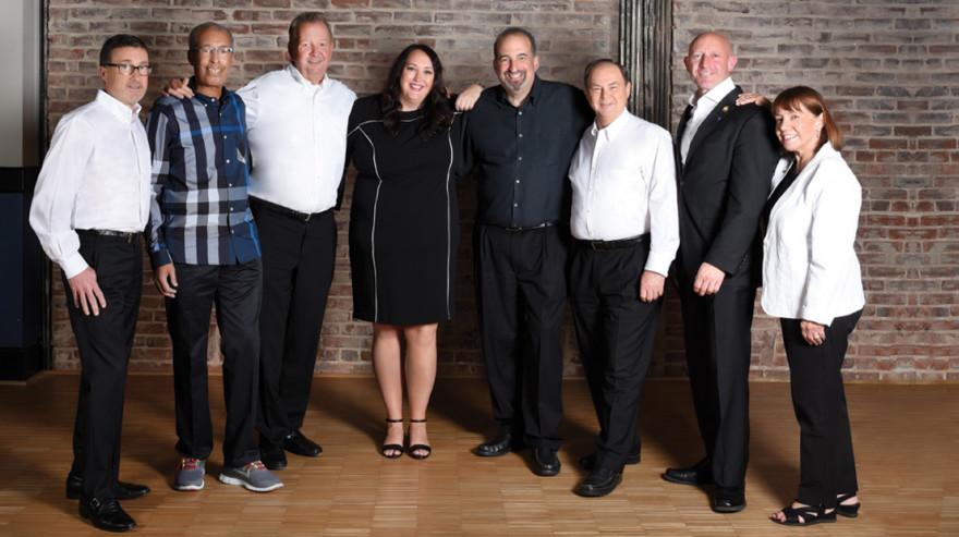 2018 NAR Leadership Team RIS Media Mainstage