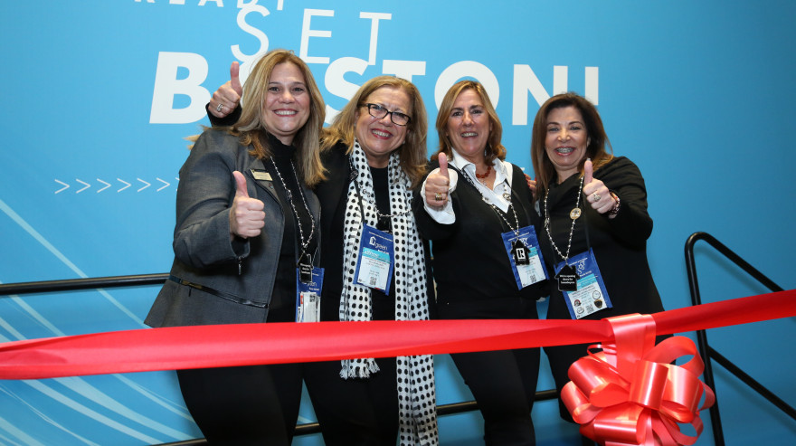 2018 Conference & Expo opening