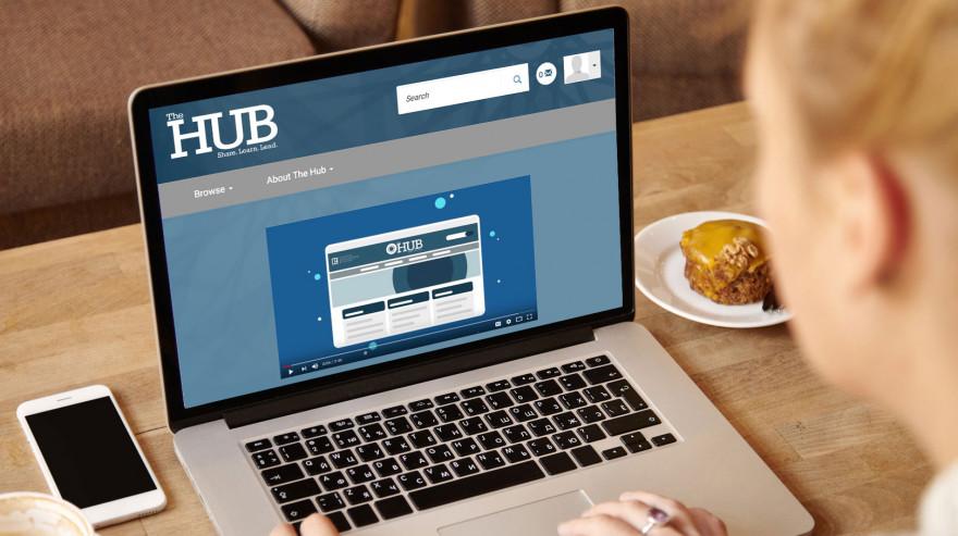Hub Website