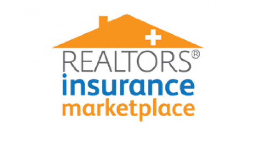 REALTORS® Insurance Marketplace Logo - Centered