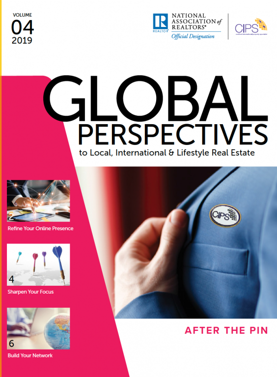 Cover of the 2019 Volume 04 issue of Global Perspectives