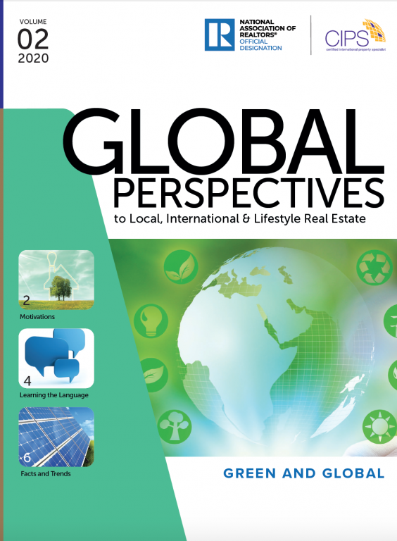 Cover of the 2020 Volume 02 issue of Global Perspectives