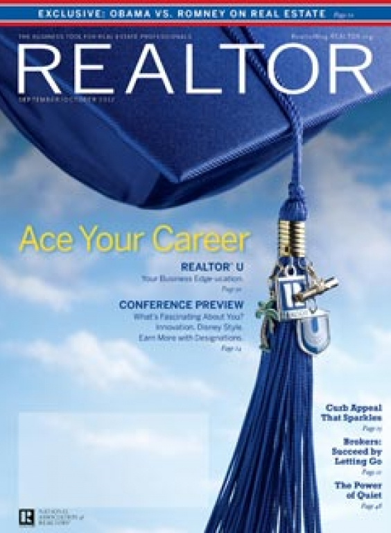 Conference Preview Issue Cover: REALTOR® Magazine