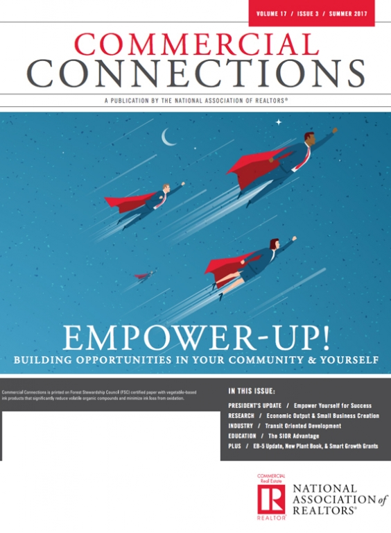 Commercial Connections - Summer 2017 Empower-Up!