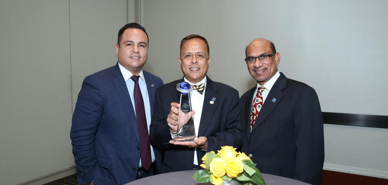 2018 Platinum Global Achievement Award Winners East Bergen County Board of REALTORS®