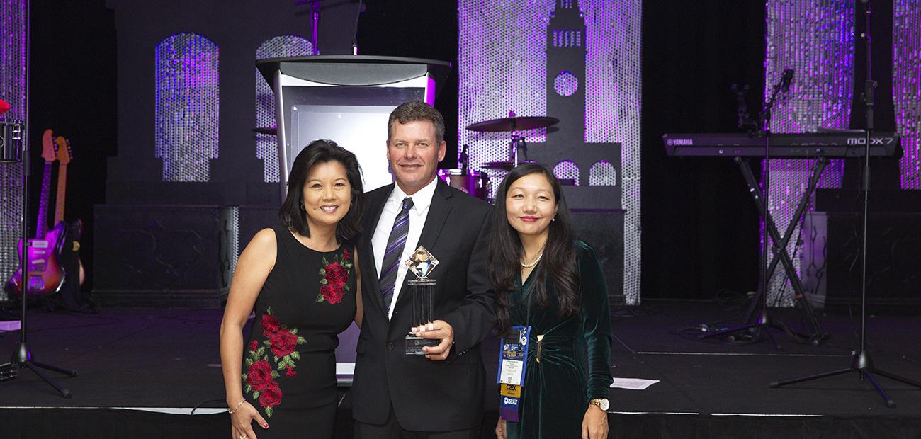 2019 Diamond Global Achievement Award Winners Osceola County Association of REALTORS®