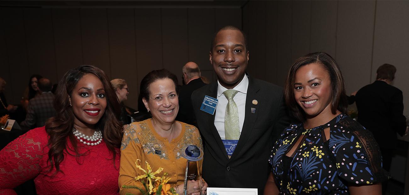 2019 Platinum Global Achievement Award Winners Chicago Association of REALTORS®