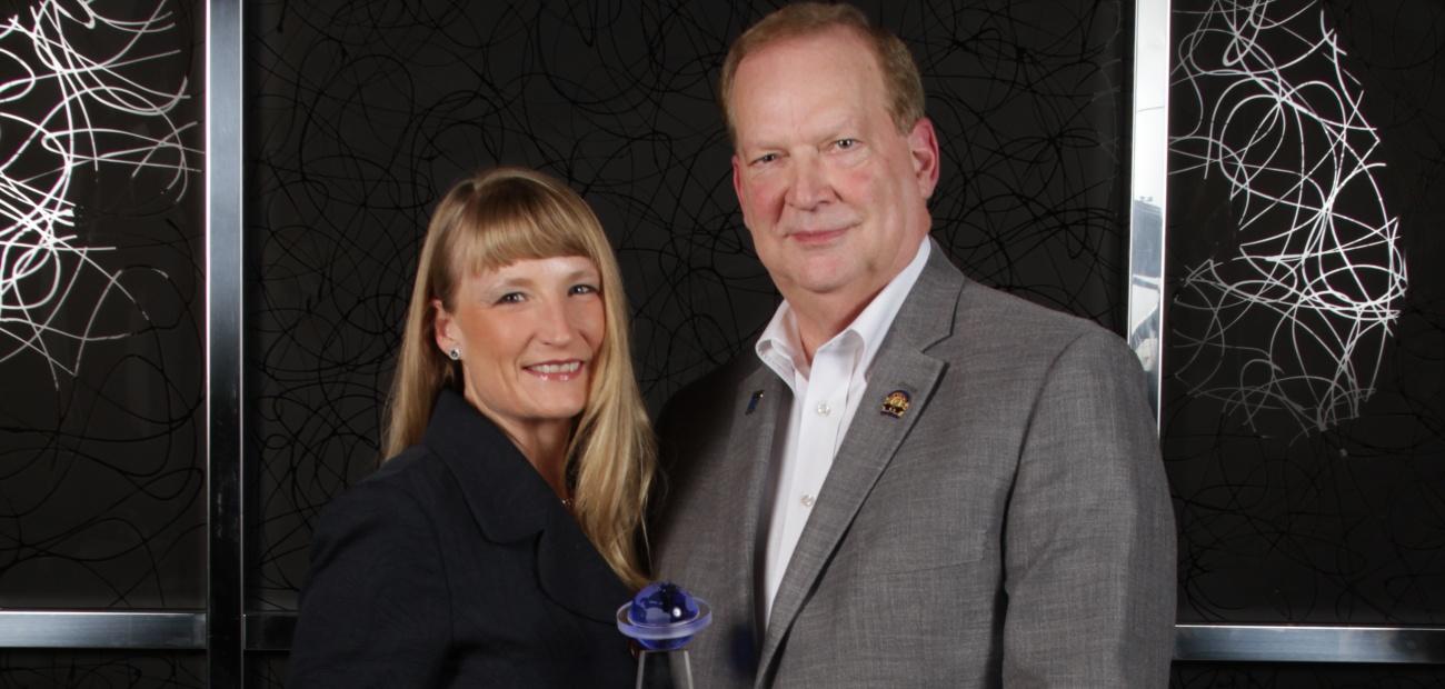 Sharon Gorrell and Doug Carpenter