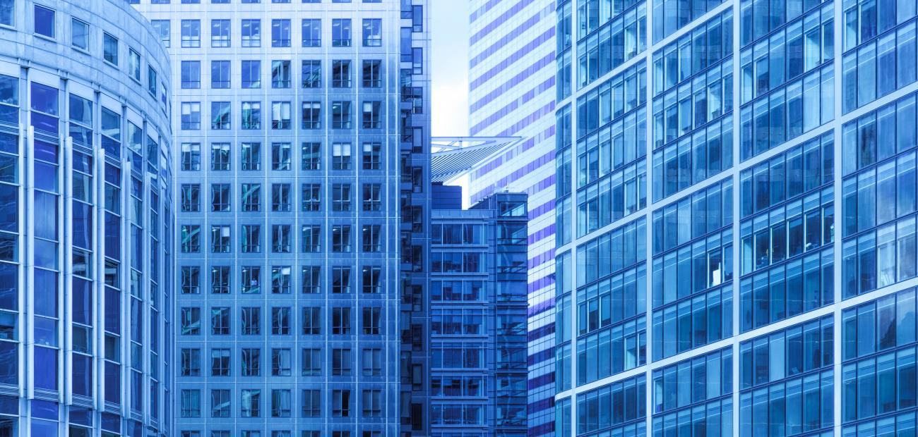 architecture-blue-building-business