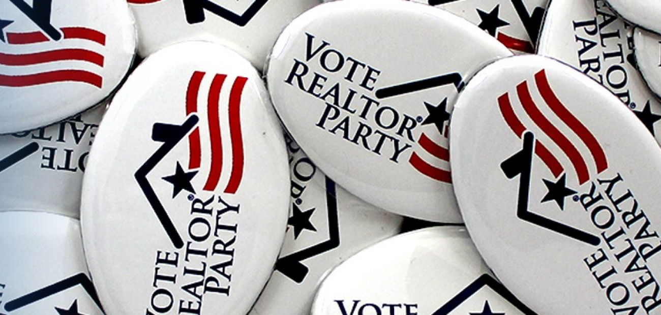 banner rpac and realtor party speaker request