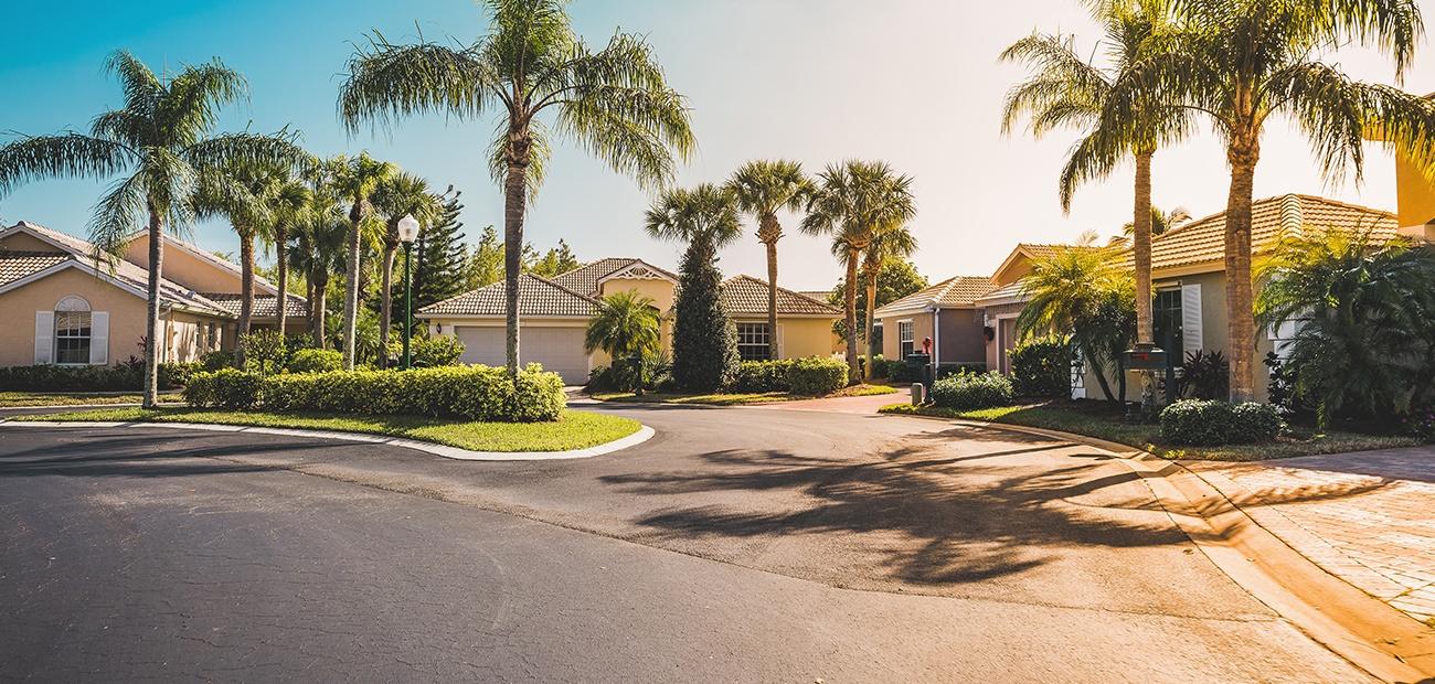 South Florida neighborhood