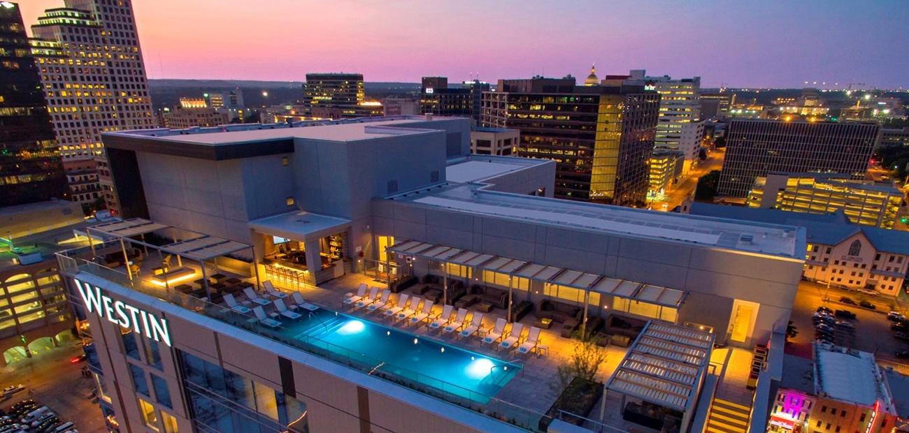 Westin Austin Downtown hotel