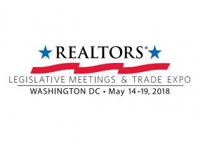 2018 REALTORS® Legislative Meetings & Expo logo