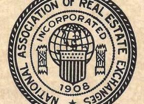 1908 NAR Exchange inc Logo