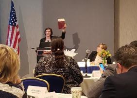 Behind the Scenes at the 2019 REALTORS® Legislative Meetings & Trade Expo: Research Committee