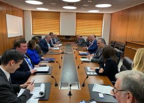 HUD Secretary meeting with NAR Leadership