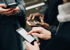 Professional Hands on Smartphones