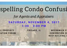 Dispelling Condo Confusion: Real Property Valuation Forum