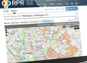 RPR Map With Opportunity Zones