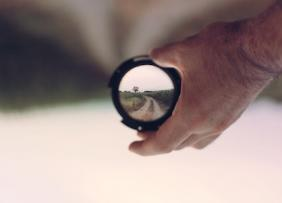 binocular country lane filter