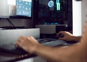Data Security - Desktop Computer