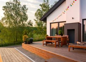 Add Functionality to Your Outdoor Spaces