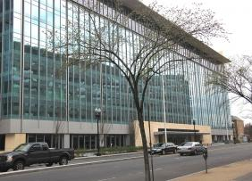 Federal Housing Finance Agency building in Washington, DC