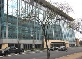 Federal Housing Finance Agency building in Washington, DC