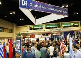 Global Networking Center at the REALTORS® Conference & Expo