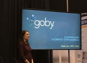 goby's Helee Lev talks energy