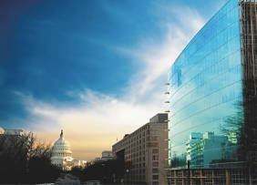 NAR DC Building With Capitol