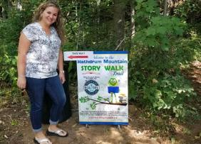 Spaces to Places Blog: Our Story Walk Trail: A Place to Explore for Years to Come