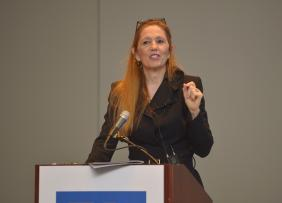 Desiree Patno, founder and CEO of the National Association of Women in Real Estate Businesses