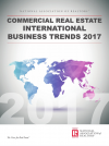 Commercial Real Estate International Business Trends 2017 Cover